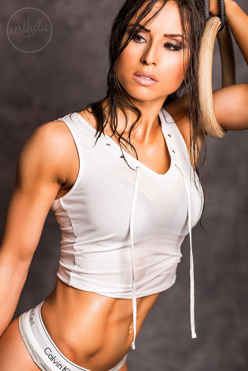 Fitness Fotoshooting mit Mirjam Rodrigues da Silva