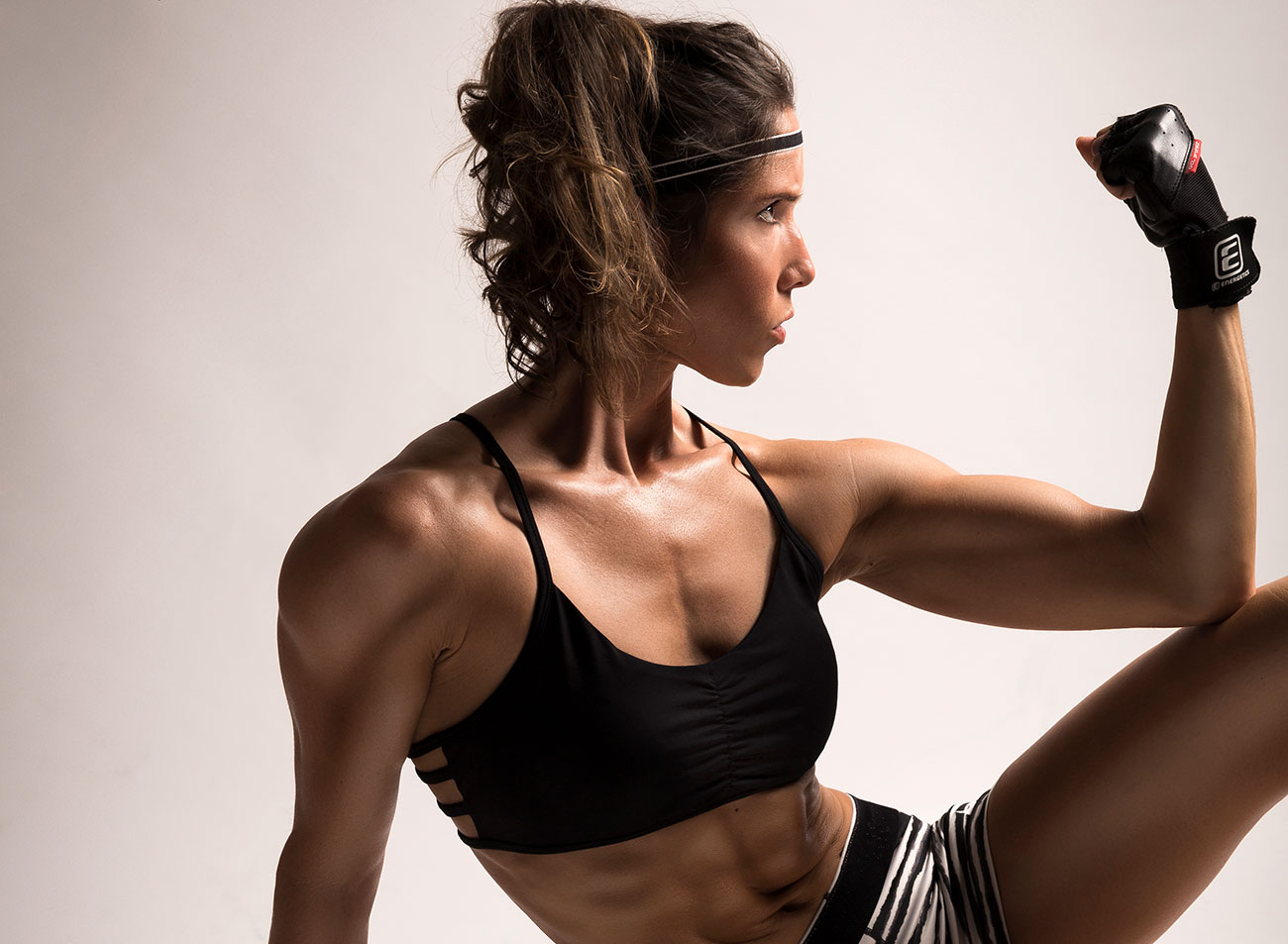 Fitness Fotoshooting mit Natalie
